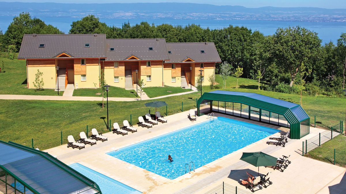 appartement  hotel  fitness  evian  lugrin