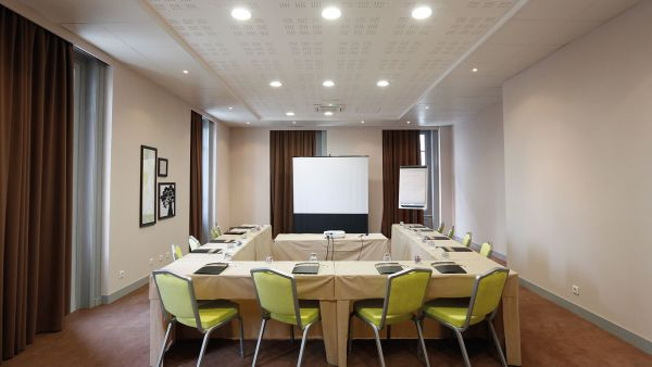 Park&Suites LYON CITE INTERNATIONALE***