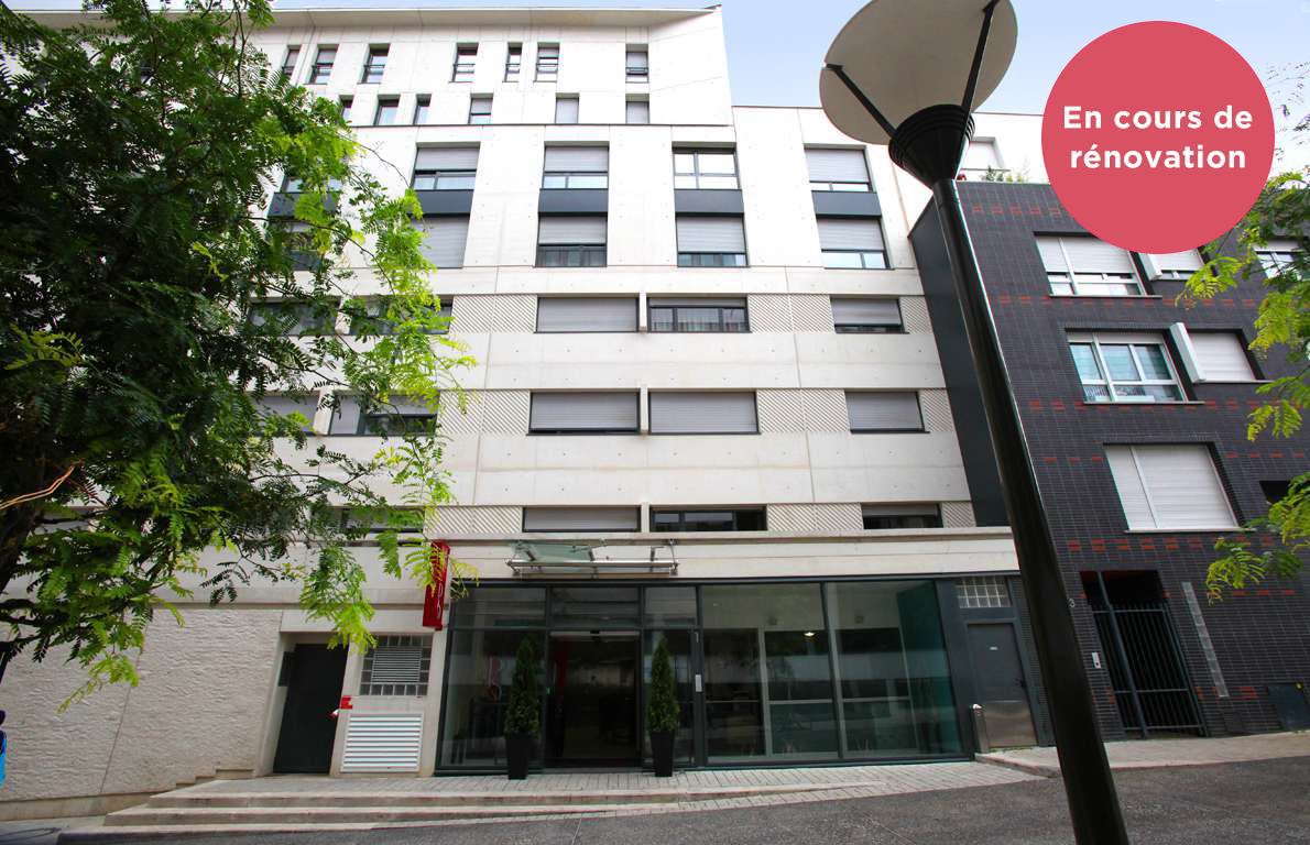 Appart hotel villejuif votre appartement h tel appart for Parking exterieur paris