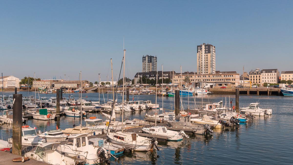 Appart Hotel Cherbourg Centre Ville Et Port Votre