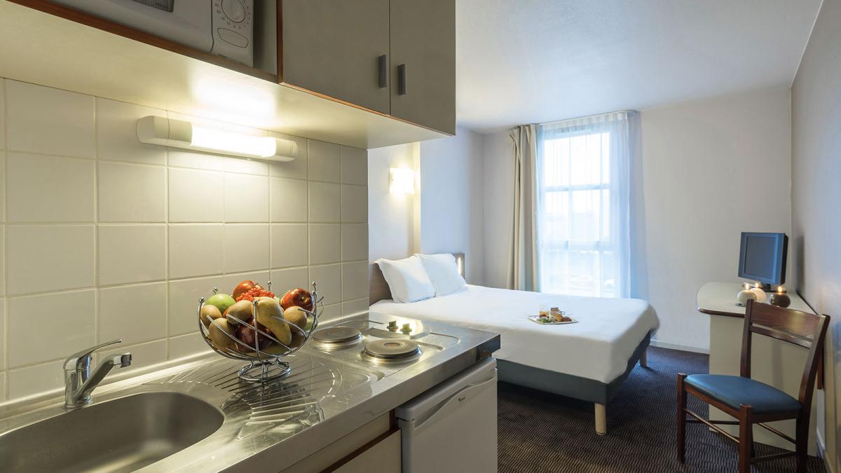 Appart hotel Nancy : votre appartement hôtel Appart'City à ...