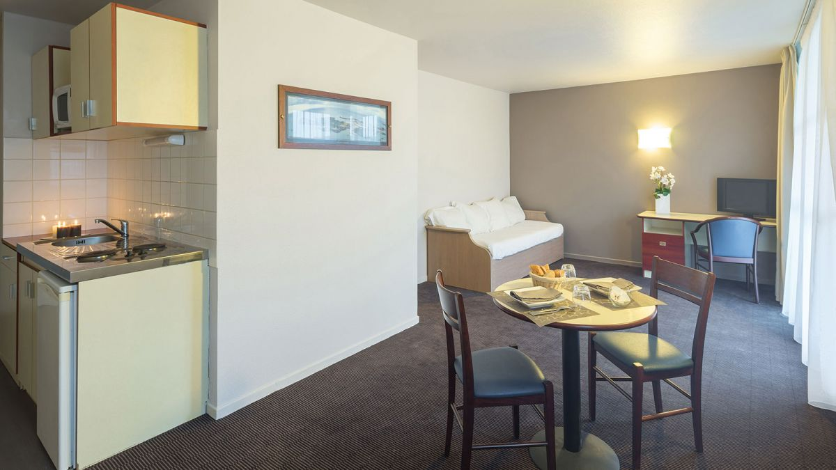 Appart Hotel Haute Normandie