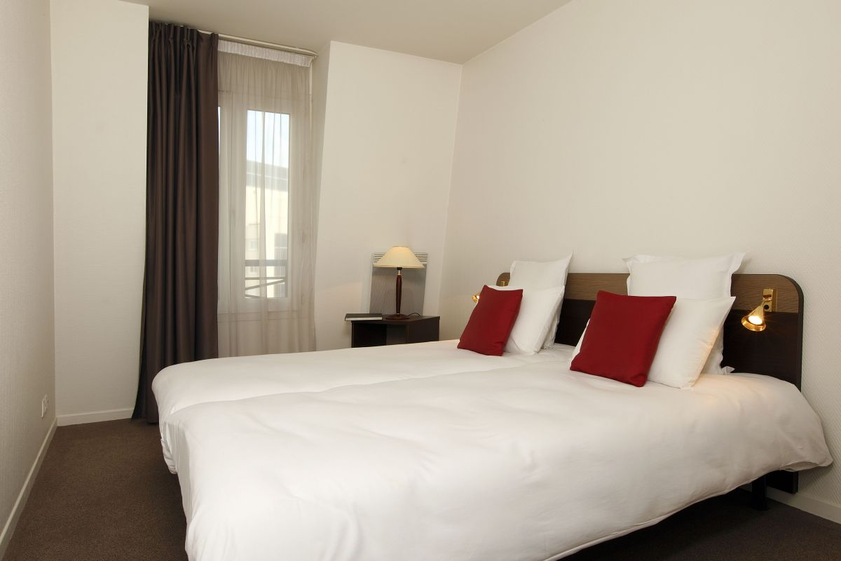 Paris saint maurice aparthotel your appart 39 city for Appart hotel france sud