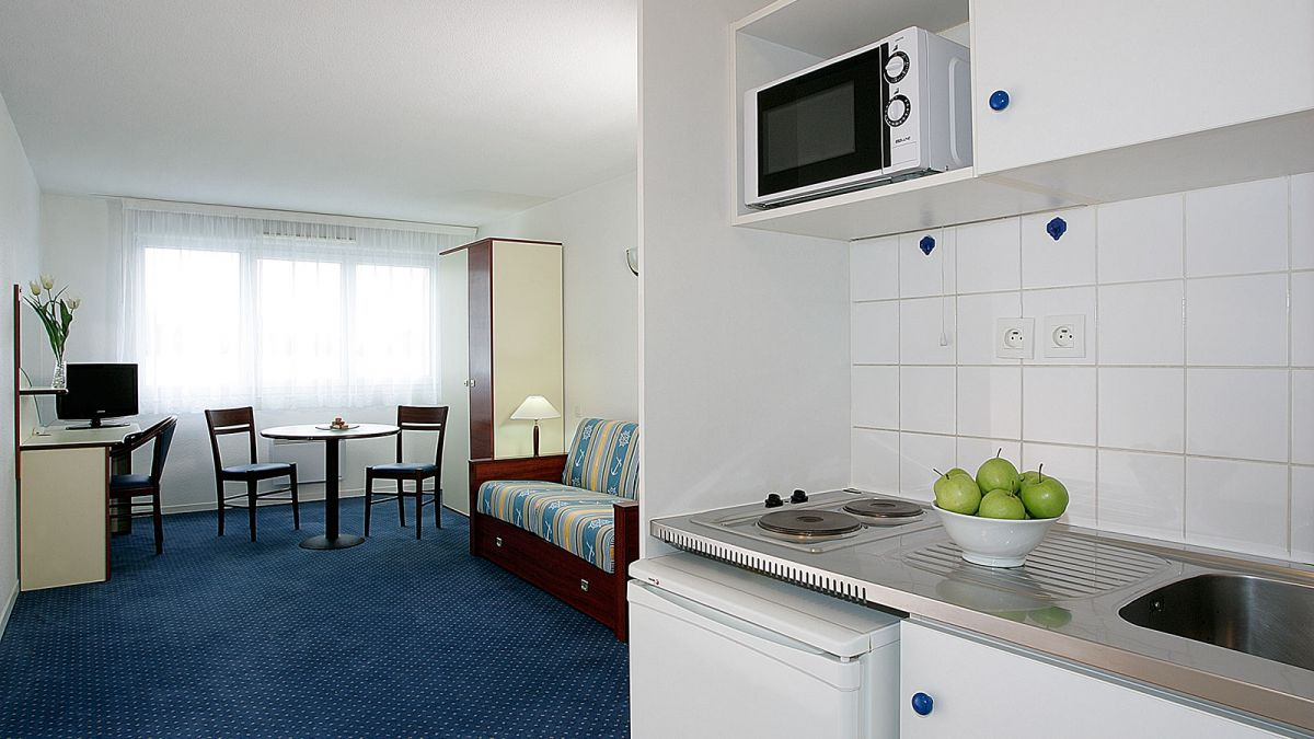 appart hotel rennes saint gregoire votre appartement h tel appart 39 city rennes. Black Bedroom Furniture Sets. Home Design Ideas