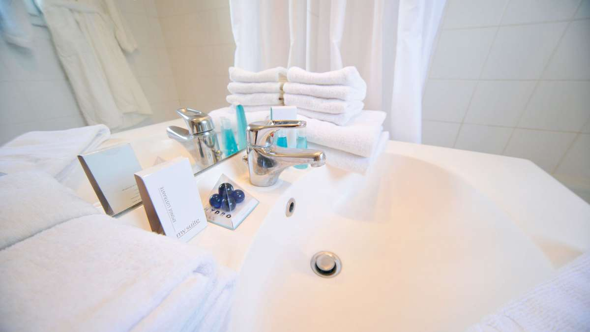 Appart hotel dijon votre appartement h tel appart 39 city for Salle de bain dijon
