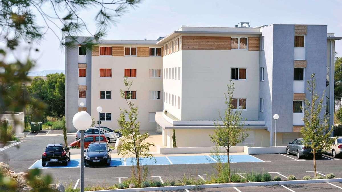 Appart City Hotel Marseille