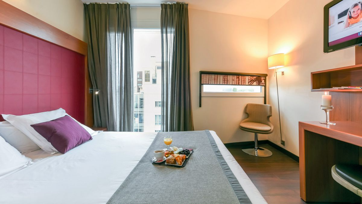 Paris grande bibliotheque aparthotel your appart 39 city for Appart hotel paris 7