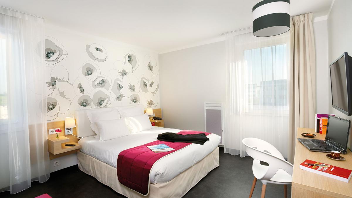 Appart hotel reims votre appartement h tel appart 39 city reims - Chambre des commerces reims ...
