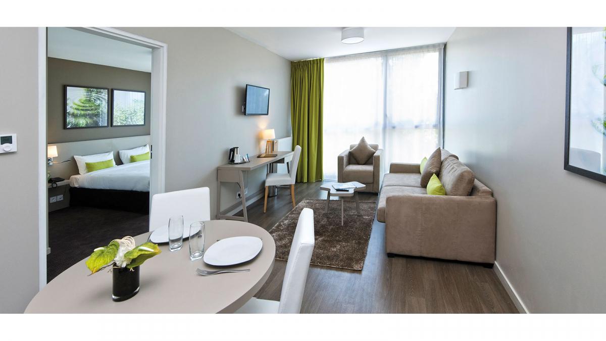 appart hotel cesson sevigne votre appartement h tel appart 39 city cesson sevign. Black Bedroom Furniture Sets. Home Design Ideas