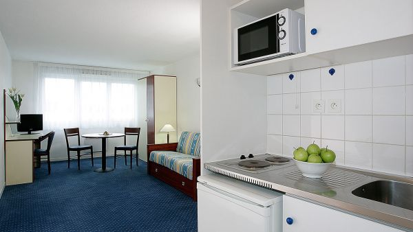 Rennes Saint Gregoire Aparthotel Your Appart City Aparthotel In Rennes