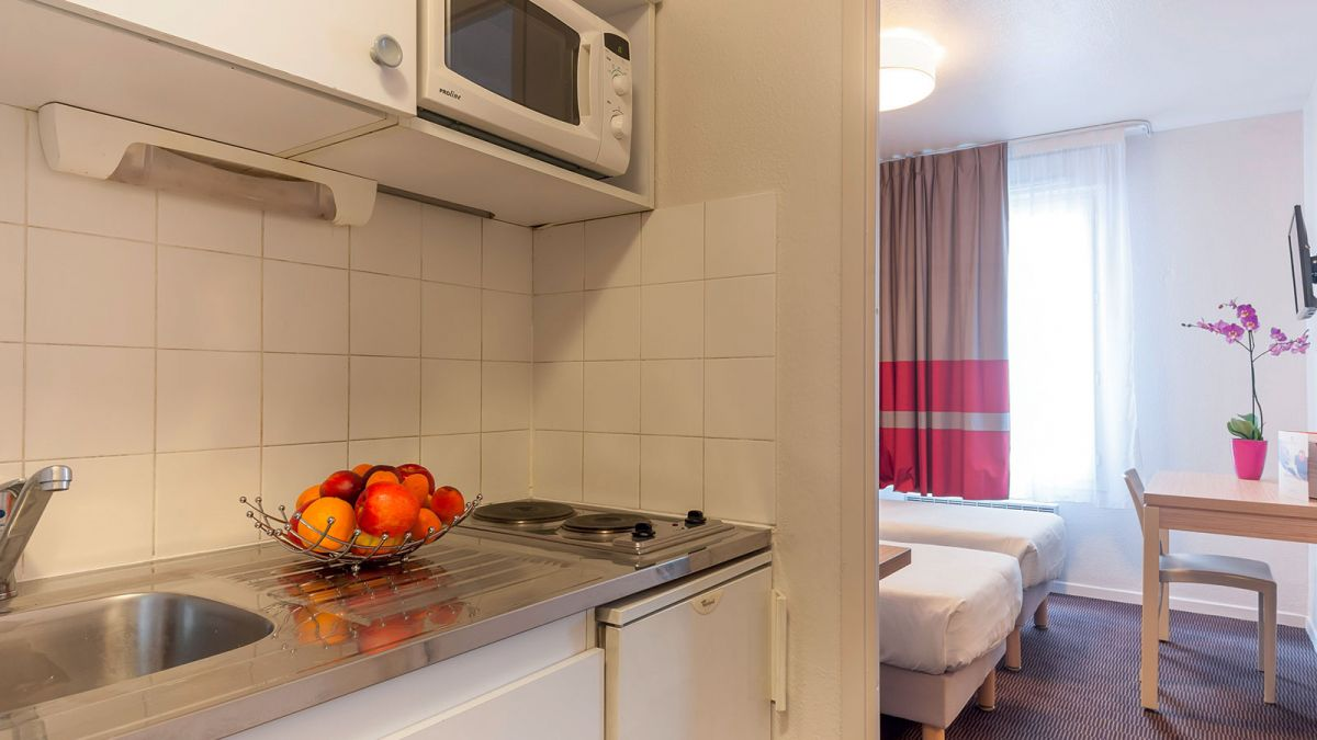 Appart Hotel Villeurbanne
