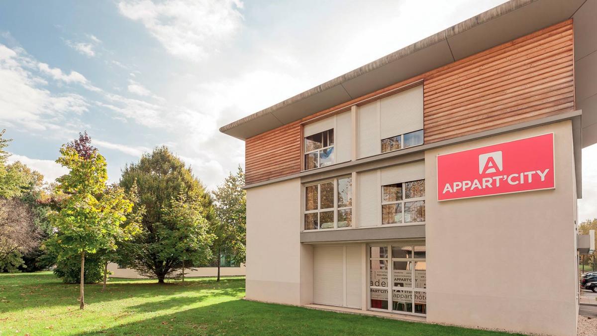Appart hotel bourg en bresse votre appartement h tel appart 39 city bour - Logement bourg en bresse ...