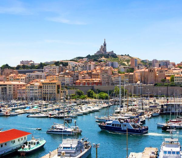 Appart'City Marseille Euromed***
