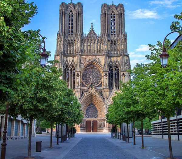Appart'City Reims Centre***
