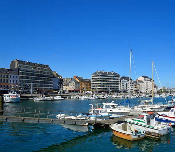 Appart'City Cherbourg Centre Port***