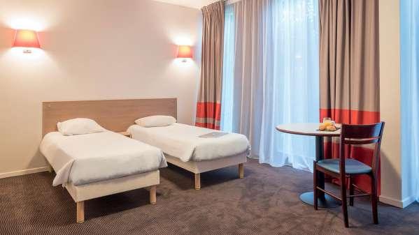 Amazing ... Appartement Pas Cher Lille Grand Palais Chambre Twin1 ...