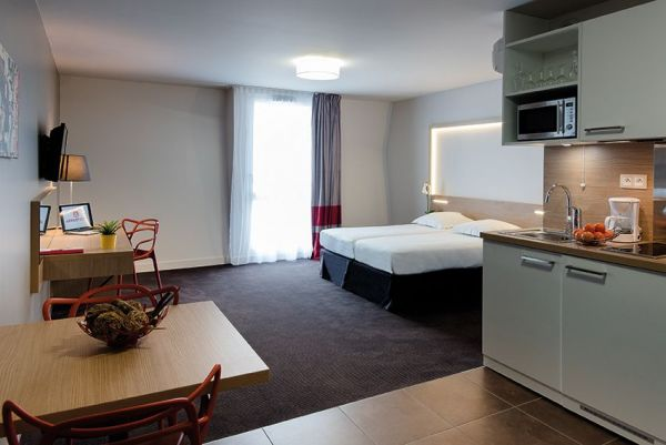 Awesome Studio Superieur Twin 01_appartement Hotel Appartcity ...