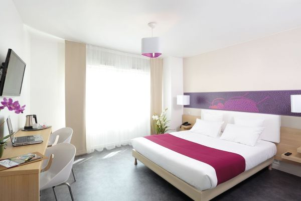 Rosny Sous Bois aparthotel: your Appart'City aparthotel in