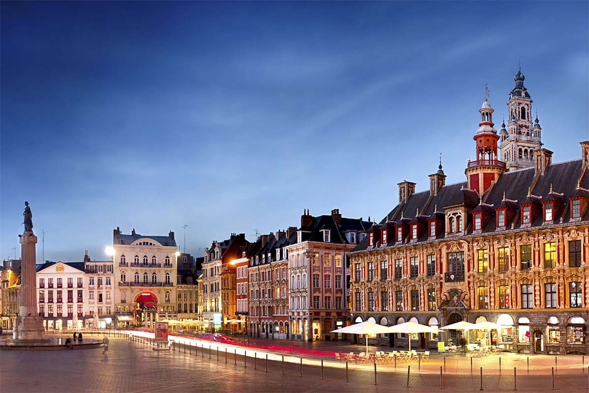 Hotels In Nord Pas De Calais France